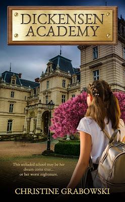 Dickensen Academy Book Cover