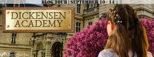 Dickensen Academy tour banner