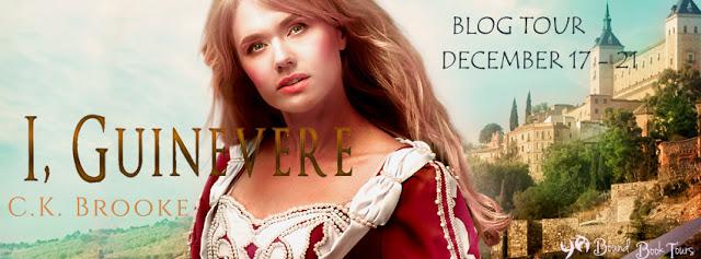 I Guinevere tour banner