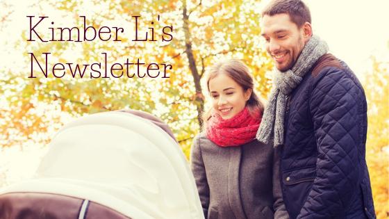 Kimber Li's Newsletter