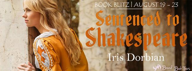 Sentenced to Shakespeare blitz banner