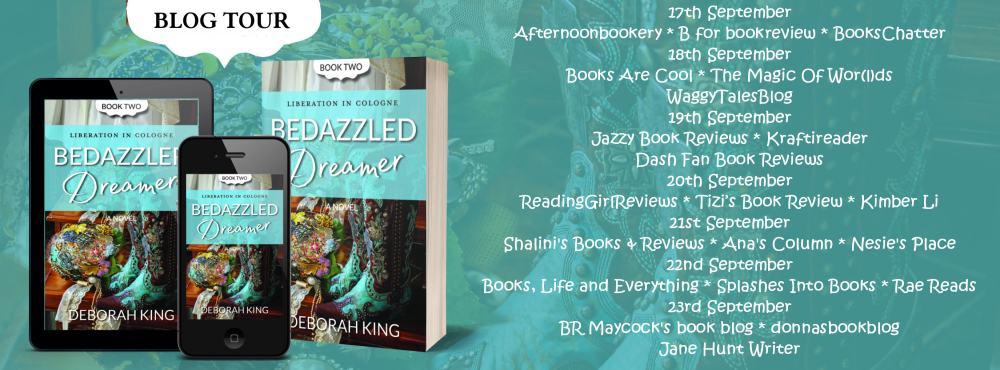 Bedazzled Dreamer Full Tour Banner